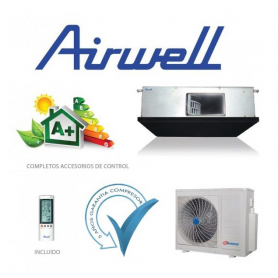 CONDUCTOS AIRWELL DLSE36 DCI INV A+ 9000/9800