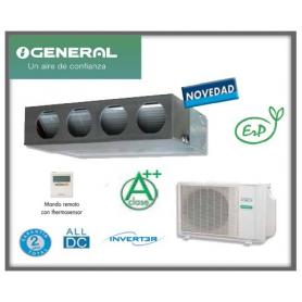 GENERAL CONDUCTOS ACG24 A++ 6100/6800