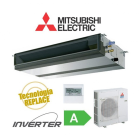 MITSUBISHI ELECTRIC CONDUCTOS GPEZS125VJA