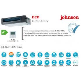 JOHNSON CONDUCTOS TRIFASICA ELSI-DCD060-H11 /14.000 FRIGORIAS