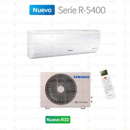 FOTO SPLIT Samsung Serie R-5424