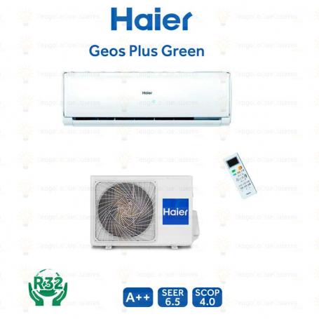 haier foto split  geos+ green