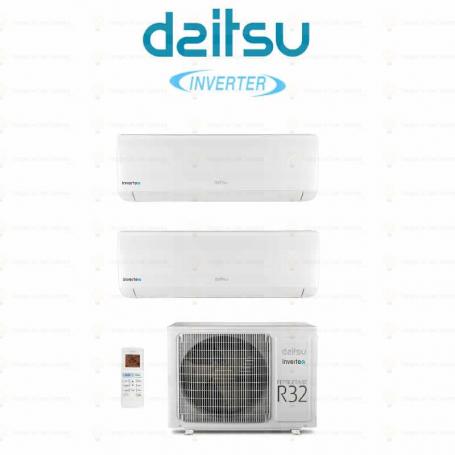Aire Acondicionado MultiSplit 2x1 DAITSU ASD912K11I-DB