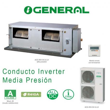 GENERAL ACG45 UI-LH CONDUCTOS DE PRESION