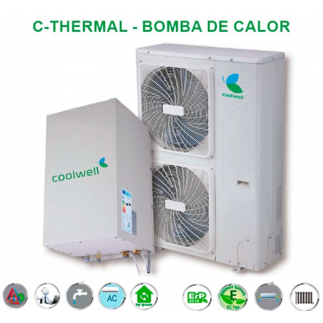 C-THERMAL-BIBLOC CHP-P-V12K + CHK-160/CD30GN1-B