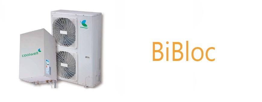 La máquina aerotermia biblock es un equipo de climatización ideal para ser instalado en dormitorios, oficinas, salas, comercios y otros lugares, siendo un sistema muy eficiente.  La instalación de una máquina aerotermia biblock es relativamente sencilla,